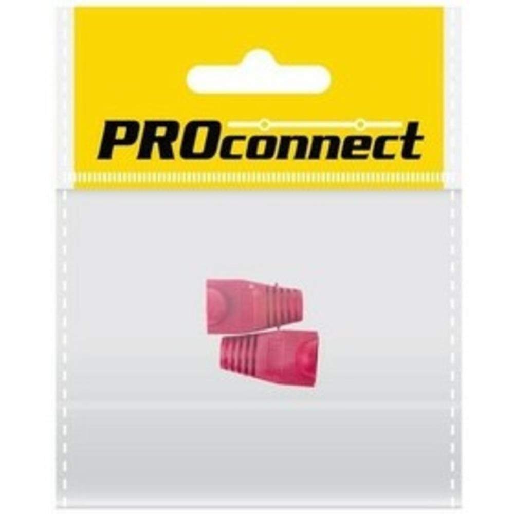 Колпачек PROconnect 05-1205-8 для 8P8C красный (2 штуки)