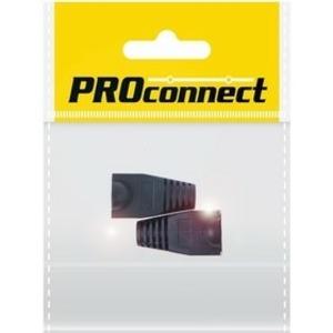 Колпачек PROconnect 05-1210-8 для 8P8C чёрный (2 штуки)
