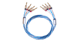 Акустический кабель Bi-Wire Banana - Banana Oehlbach 10822 BI TECH 4.4B 2.0m