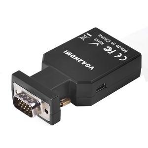 Преобразователь HDMI, аналоговое видео и аудио Greenline GL-v135