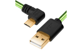 Кабель USB 2.0 Тип A - B micro Greenconnect GCR-UA12AMCB6-BB2SG 1.0m