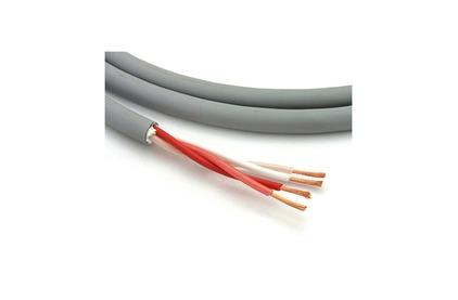 Отрезок акустического кабеля Canare (арт. 4476) 4S8 GRY 4.5m
