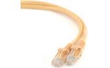 Патч-корд UTP Cablexpert PP12-0.25M/O 0.25m