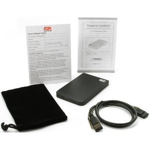 "USB 3.0 Внешний корпус 2,5"" AgeStar 3UB2O1 (BLACK)"