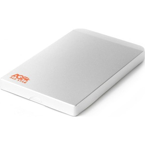 "USB 2.0 Внешний корпус 2,5"" AgeStar SUB2O1 (SILVER)"