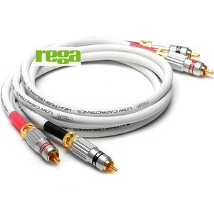 Кабель аудио 2xRCA - 2xRCA Rega Couple2 Interconnect 1.0m