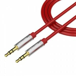 Кабель аудио 1xMini Jack - 1xMini Jack Vention P360AC-R100 1.0m