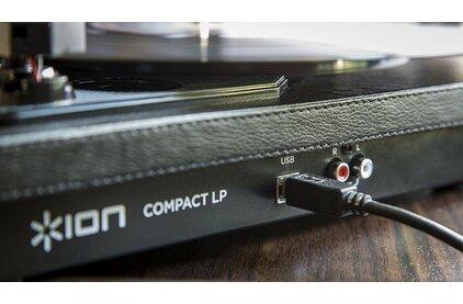 Проигрыватель виниловых пластинок ION Audio COMPACT LP