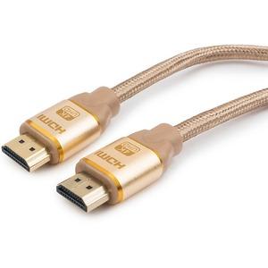 Кабель HDMI - HDMI Cablexpert CC-G-HDMI03-1M 1.0m