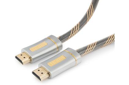 Кабель HDMI - HDMI Cablexpert CC-P-HDMI02-3M 3.0m