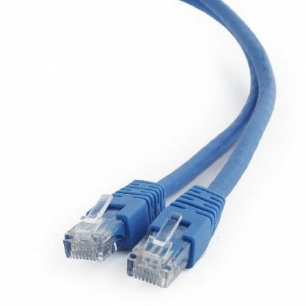 Патч-корд UTP Cablexpert PP6U-1M/B 1.0m