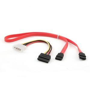 Комплект SATA кабелей Cablexpert CC-SATA