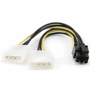 Кабель для подключения видеокарты к блоку питания компьютера Cablexpert CC-PSU-6