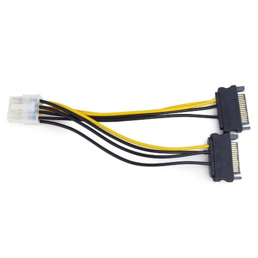 Внутренний кабель питания для устройств PCI express Cablexpert CC-PSU-83