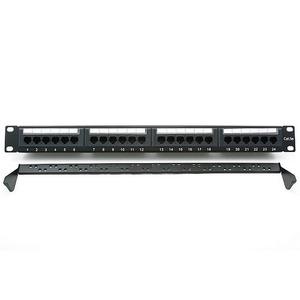 Патч-панель для рэкового шкафа Cablexpert NPP-C524CM-001