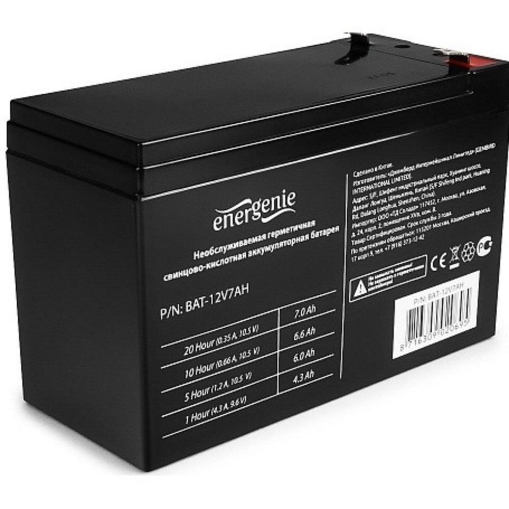 Аккумулятор для ИБП Energenie BAT-12V7AH