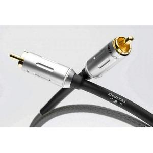 Кабель коаксиальный RCA - RCA Silent Wire 800040180 SERIES 8 mk2 Digital, Coaxial 0.8m