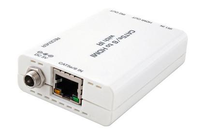 Передача по витой паре HDMI Cypress CH-514RXL