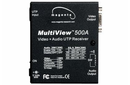 Передача по витой паре VGA Magenta 400R3540-01