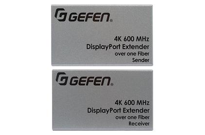 Передача по оптоволокну DisplayPort Gefen EXT-DP-4K600-1SC