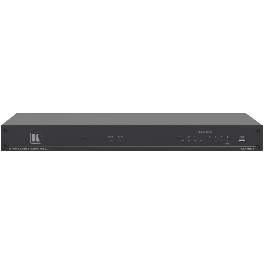 Усилитель-распределитель HDMI Kramer DL-1801