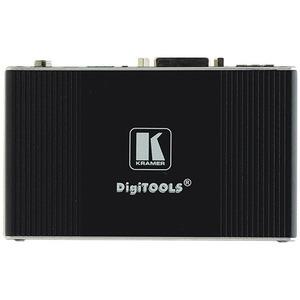 Передача по витой паре DVI, данные (RS-232) и аудио Kramer TP-580RD