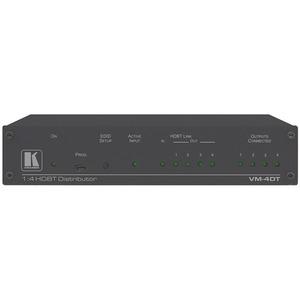 Усилитель-распределитель сигналов по витой паре Kramer VM-4DT