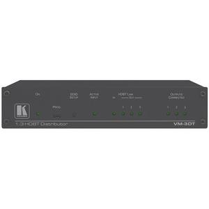 Усилитель-распределитель сигналов по витой паре Kramer VM-3DT