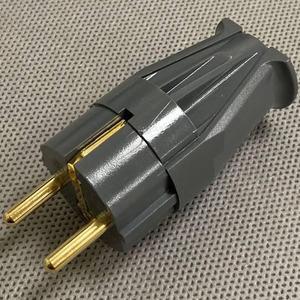 Разъем EU Schuko Supra Mains Plug/M SW-EU Bulk