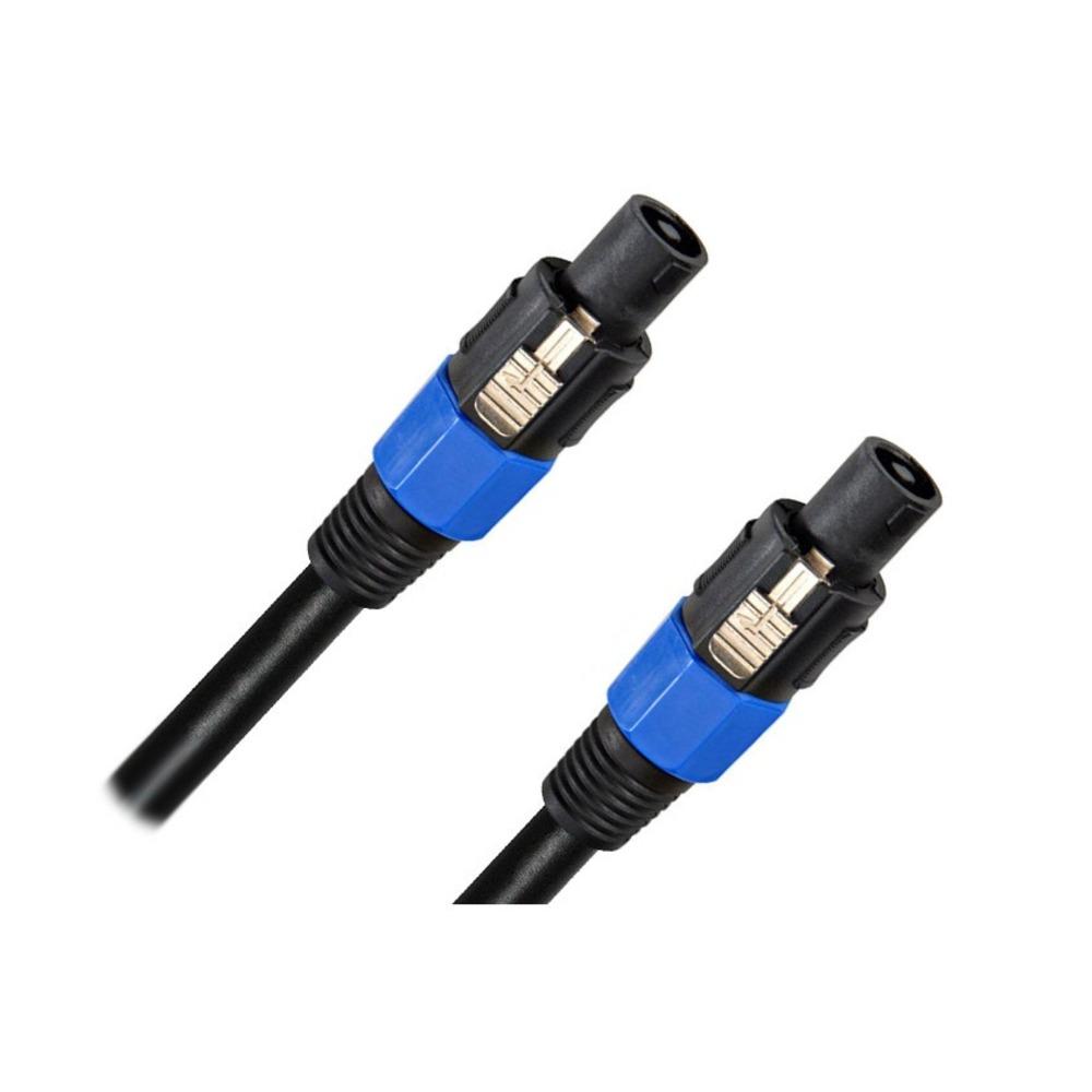 Акустический кабель speakON - speakON Rich Pro RP400BLK 7.0m