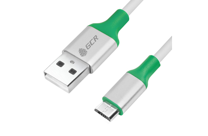 Кабель USB 2.0 Тип A - B micro Greenconnect GCR-50509 0.5m