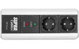 Сетевой фильтр Supra Mains Block MD-02EU/SP MK3