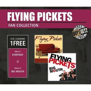 Компакт-диск Inakustik 0169156 Flying Pickets - Everyday & Big Mouth (CD)