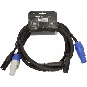 Кабель аудио DMX Invotone ADPC1005 5.0m