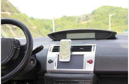 Автомобильный держатель для телефона Gembird TA-CHAV-01