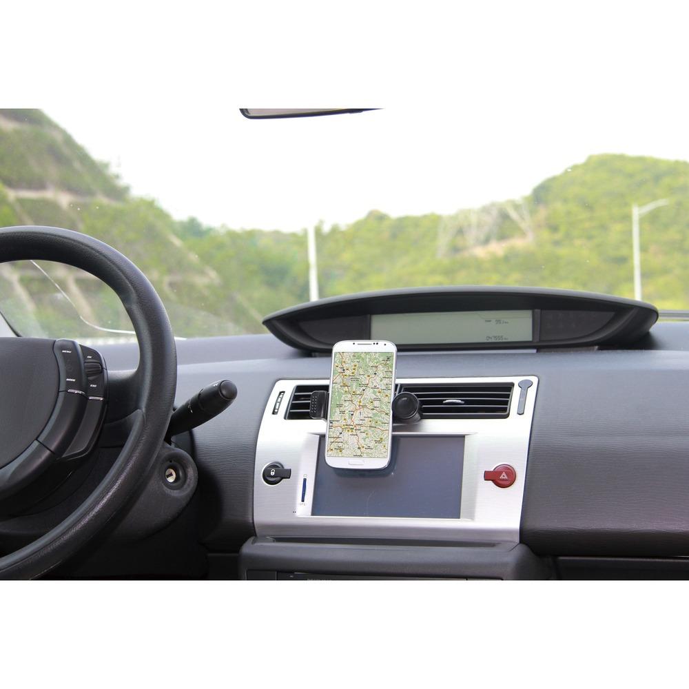 Автомобильный кронштейн для смартфона Gembird TA-CHAV-02