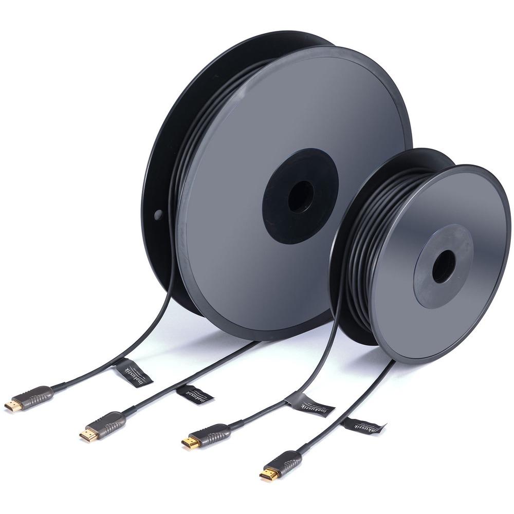 Кабель HDMI - HDMI оптоволоконный Inakustik 009241001 Profi 2.0a Optical Fiber Cable 1.0m
