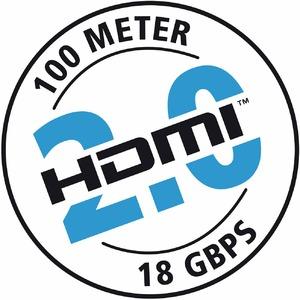 Кабель HDMI - HDMI оптоволоконный Inakustik 009241002 Profi 2.0a Optical Fiber Cable 2.0m