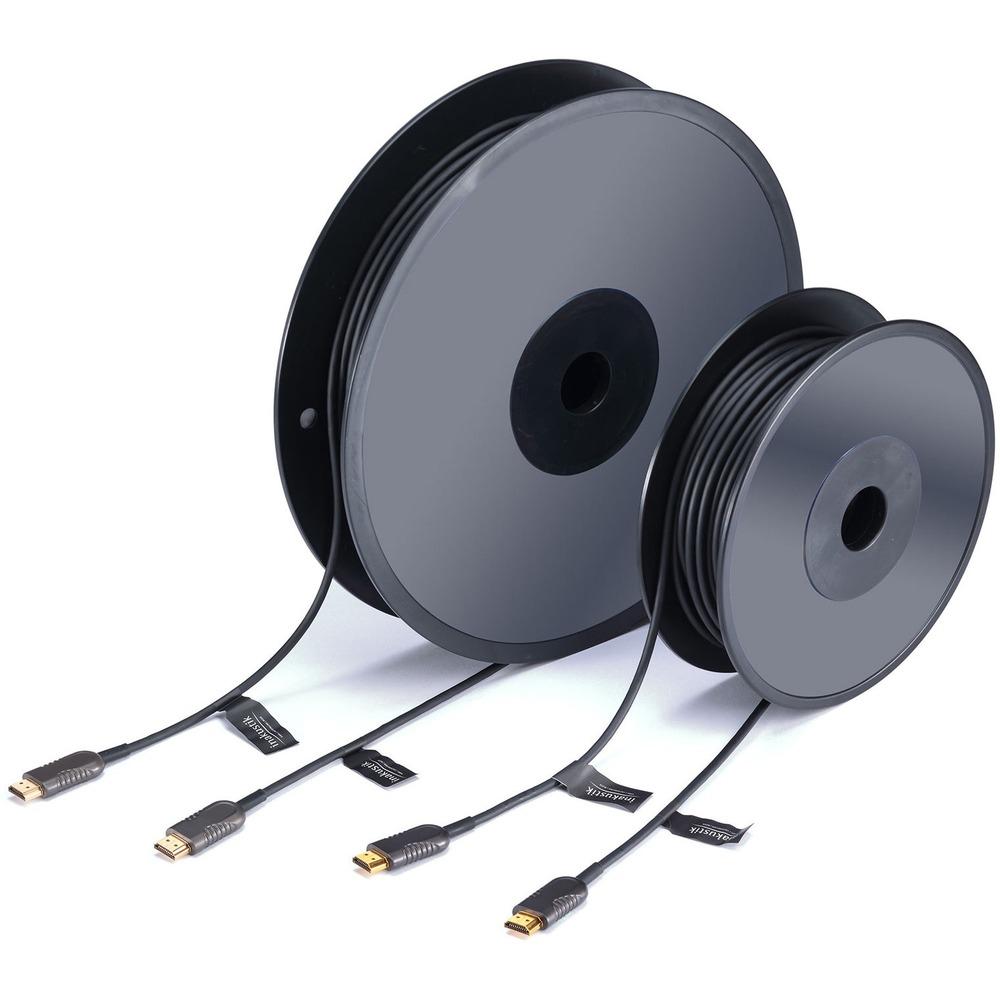 Кабель HDMI - HDMI оптоволоконный Inakustik 009241008 Profi 2.0a Optical Fiber Cable 8.0m