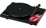 Проигрыватель виниловых дисков Pro-Ject Debut III Rolling Stones Black (OM-10)