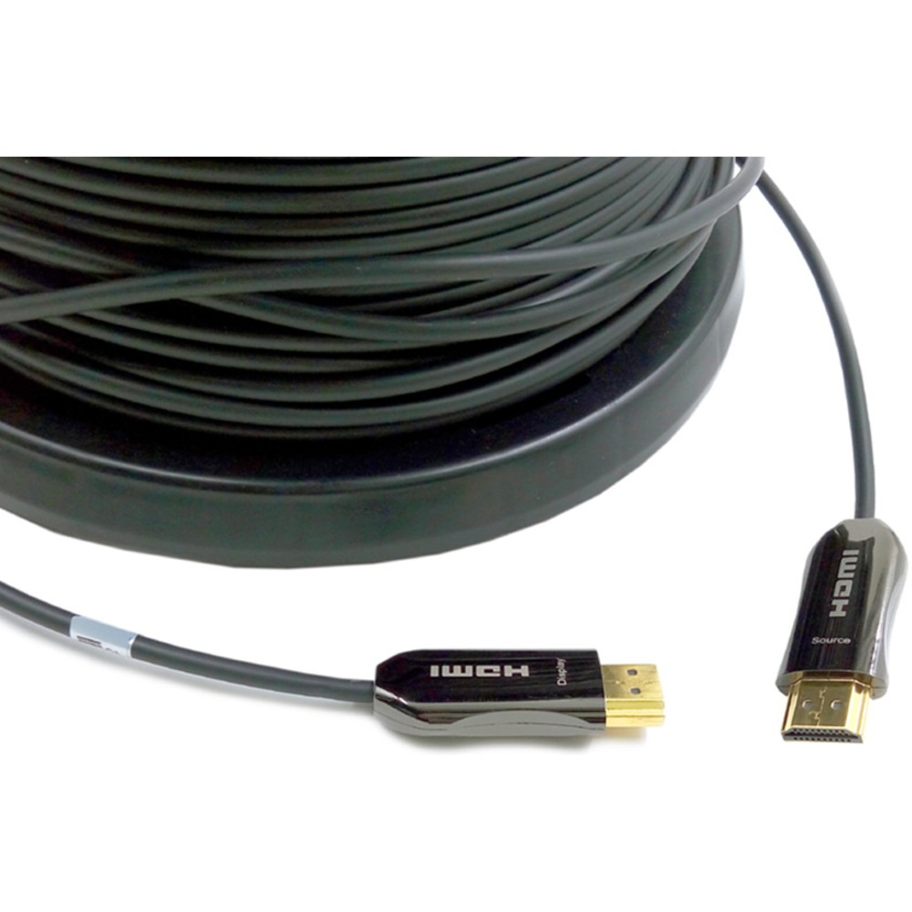 Кабель HDMI - HDMI оптоволоконный Eagle Cable 313241008 DELUXE HDMI 2.0a Optical Fiber 8.0m