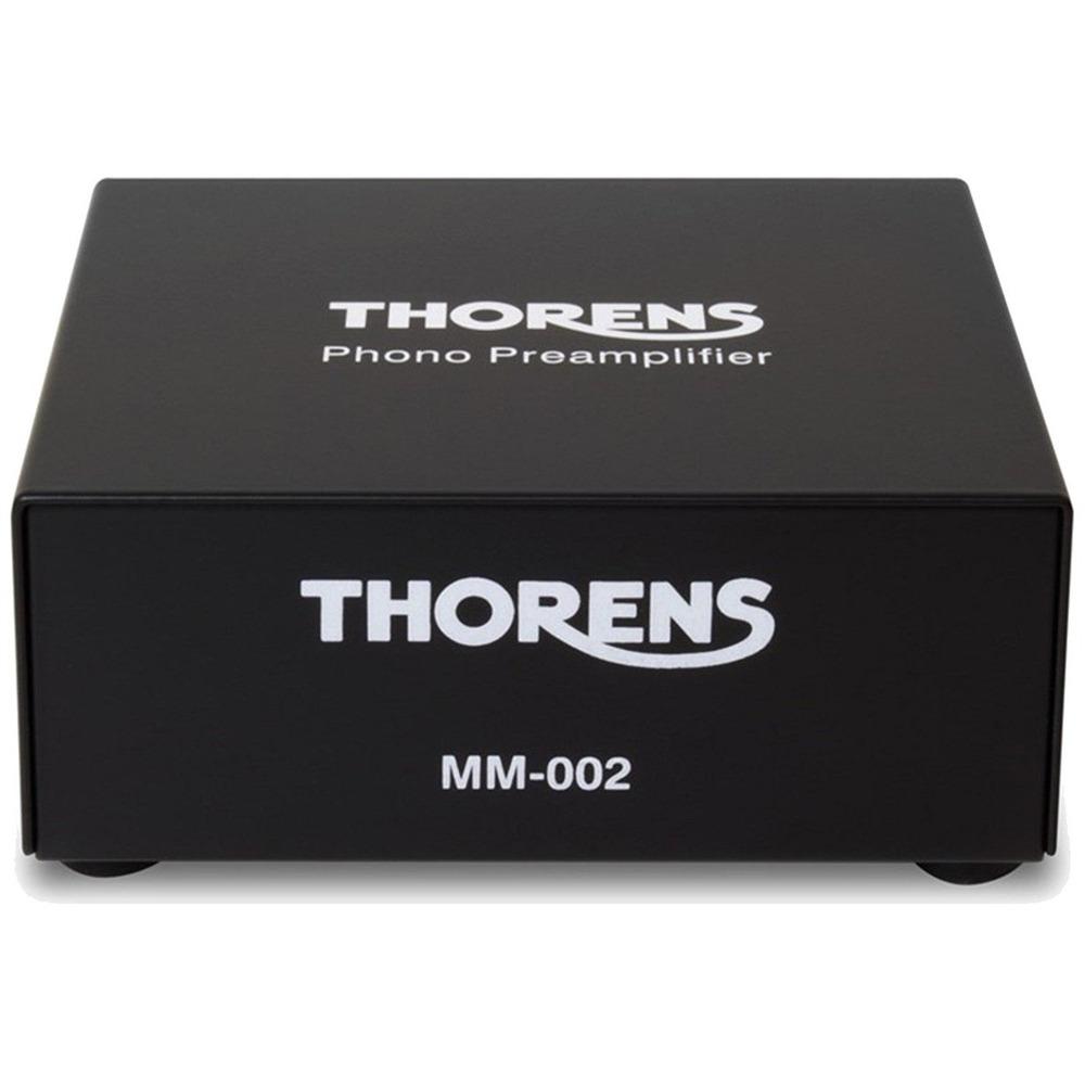 Фонокорректор MM Thorens MM-002 Black