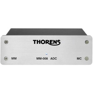 Фонокорректор MM/MC Thorens MM-008 ADC Silver