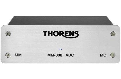 Фонокорректор MM/MC Thorens MM-008 ADC Silver