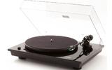 Проигрыватель виниловых дисков Thorens TD 295 MK IV Piano Black, TP41 (AT-95E)