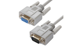 Кабель COM-порт Greenconnect GCR-DB9CM2F 0.5m