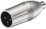 Переходник XLR - RCA Roxtone RA2XMPF