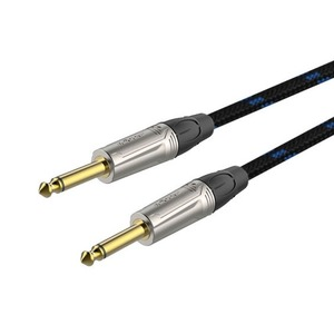 Кабель аудио 1xJack - 1xJack Roxtone TGJJ300-15/3 3.0m