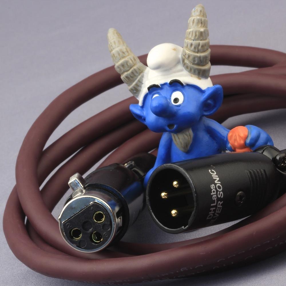 Кабель AES/EBU 1xXLR - 1xXLR DH Labs D-110 AES/EBU Digital Cable 0.75m