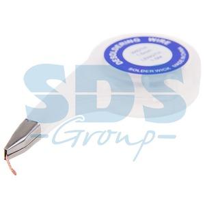 Средство для удаление припоя Rexant 09-3033 Медная лента для удаления припоя (1 штука)